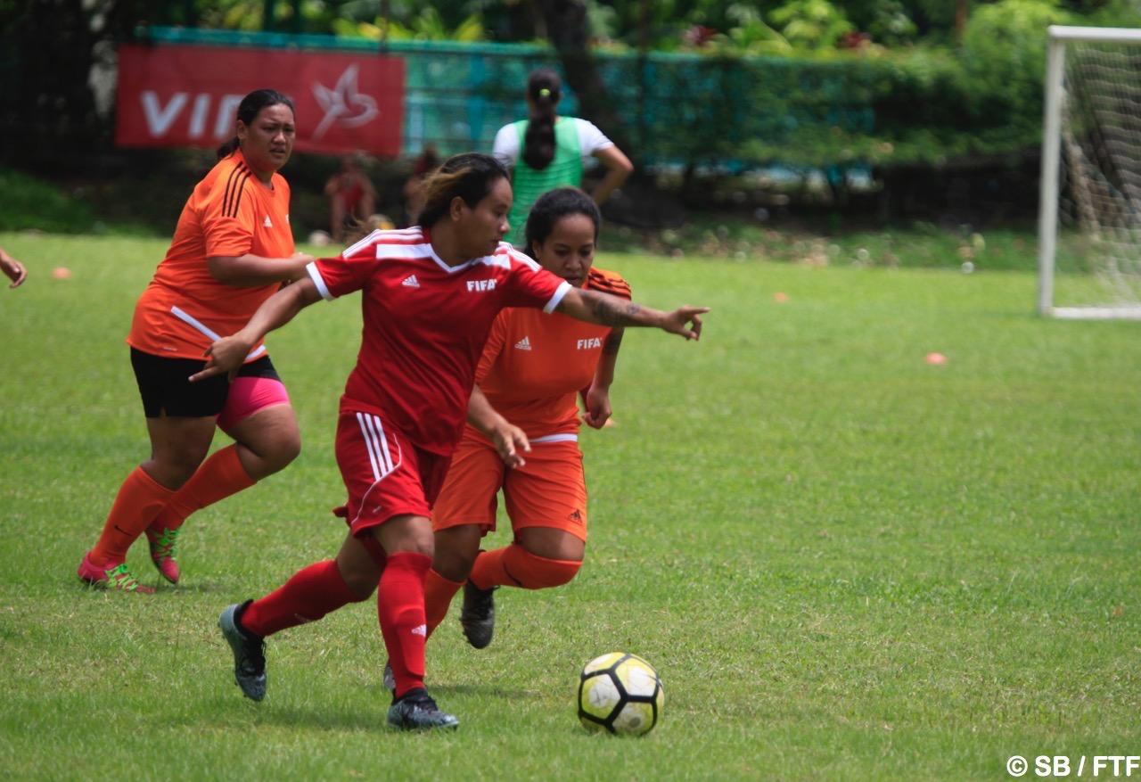8 équipes participent actuellement au championnat sénior