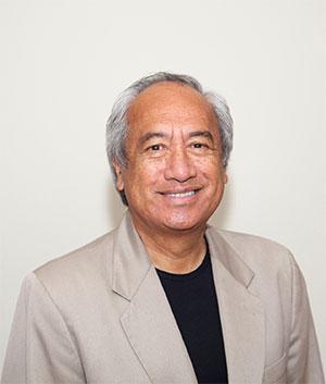 L'auteur Witi Ihimaera.
