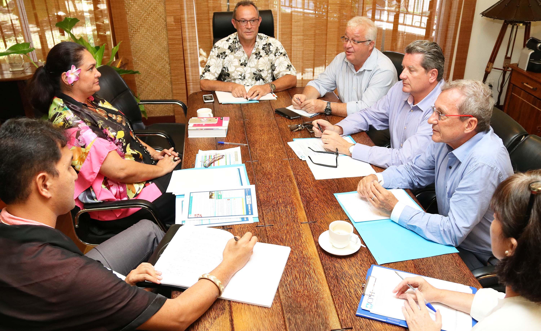 La ministre du Tourisme rencontre le Conseil des Professionnels de l'Hôtellerie