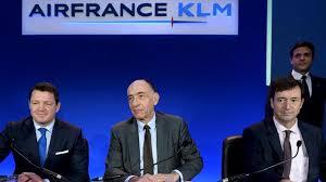 Air France: la rémunération des dirigeants a augmenté de plus de 40% en 2016