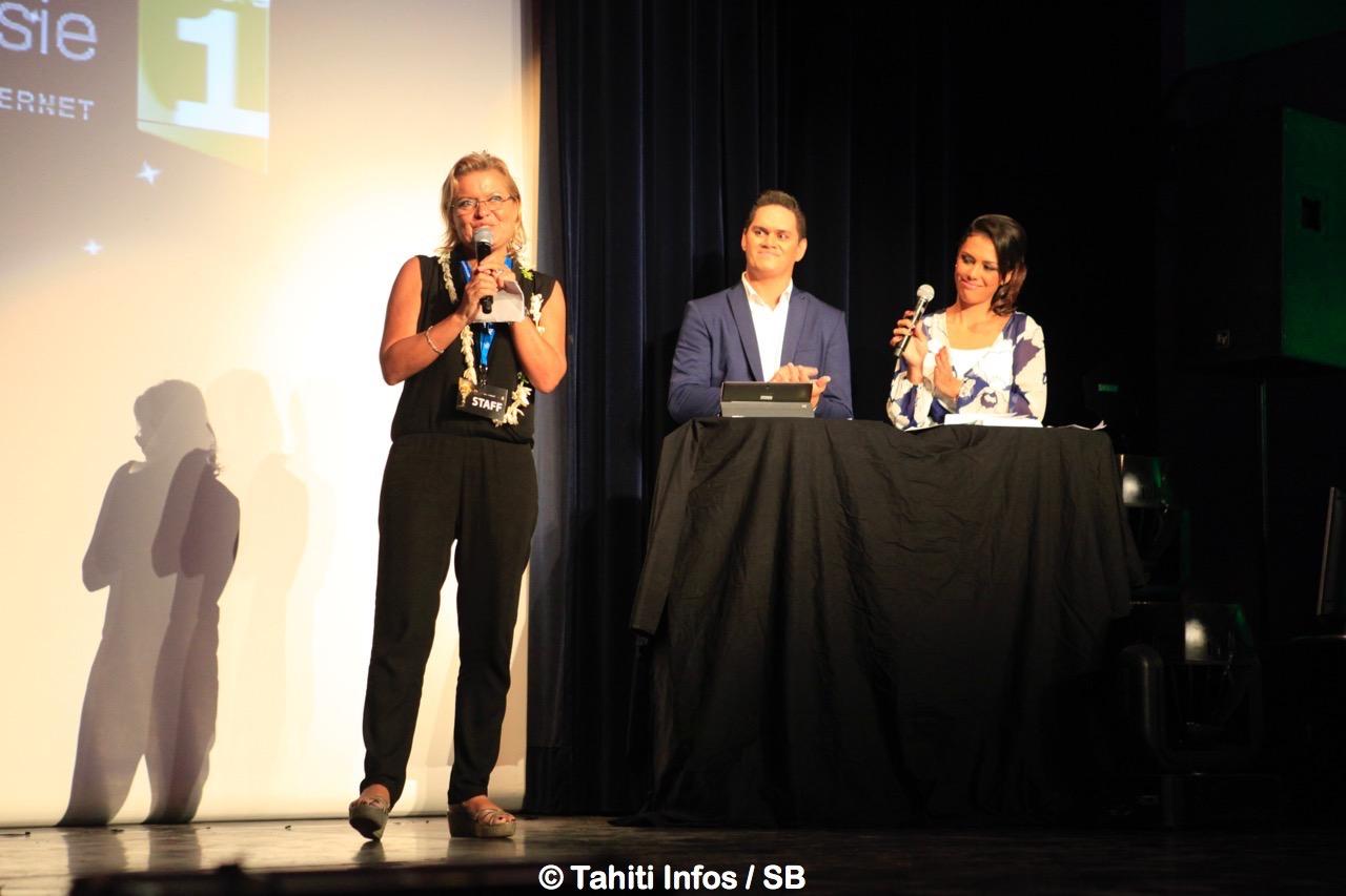 Nathalie Montelle, rédactrice en chef et artisane de la première heure de ce concours