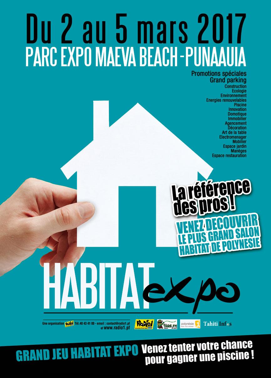 Le 11e salon de l'habitat de jeudi à dimanche au Maeva Beach