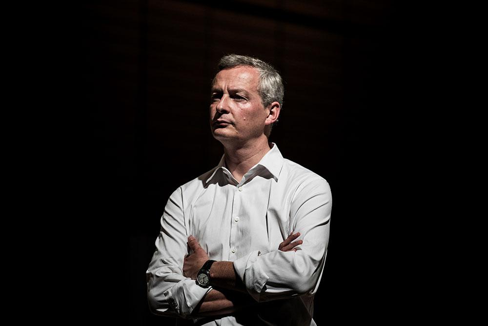 Bruno Le Maire démissionne de ses fonctions auprès de Fillon