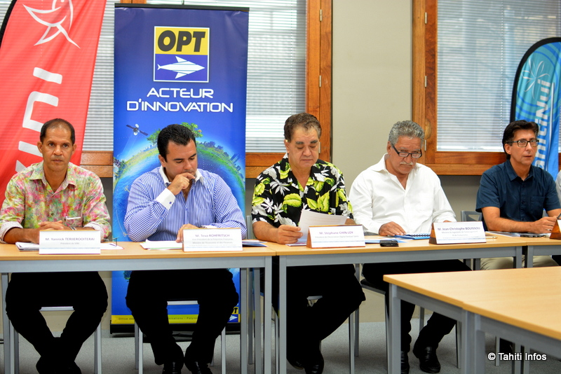 Le ministère du Numérique, la CCISM et l'OPEN organisent le premier Digital Festival Tahiti