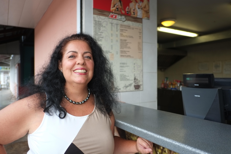 Michèle Pousset, première restauratrice à bénéficier de la Visite volontaire d'hygiène