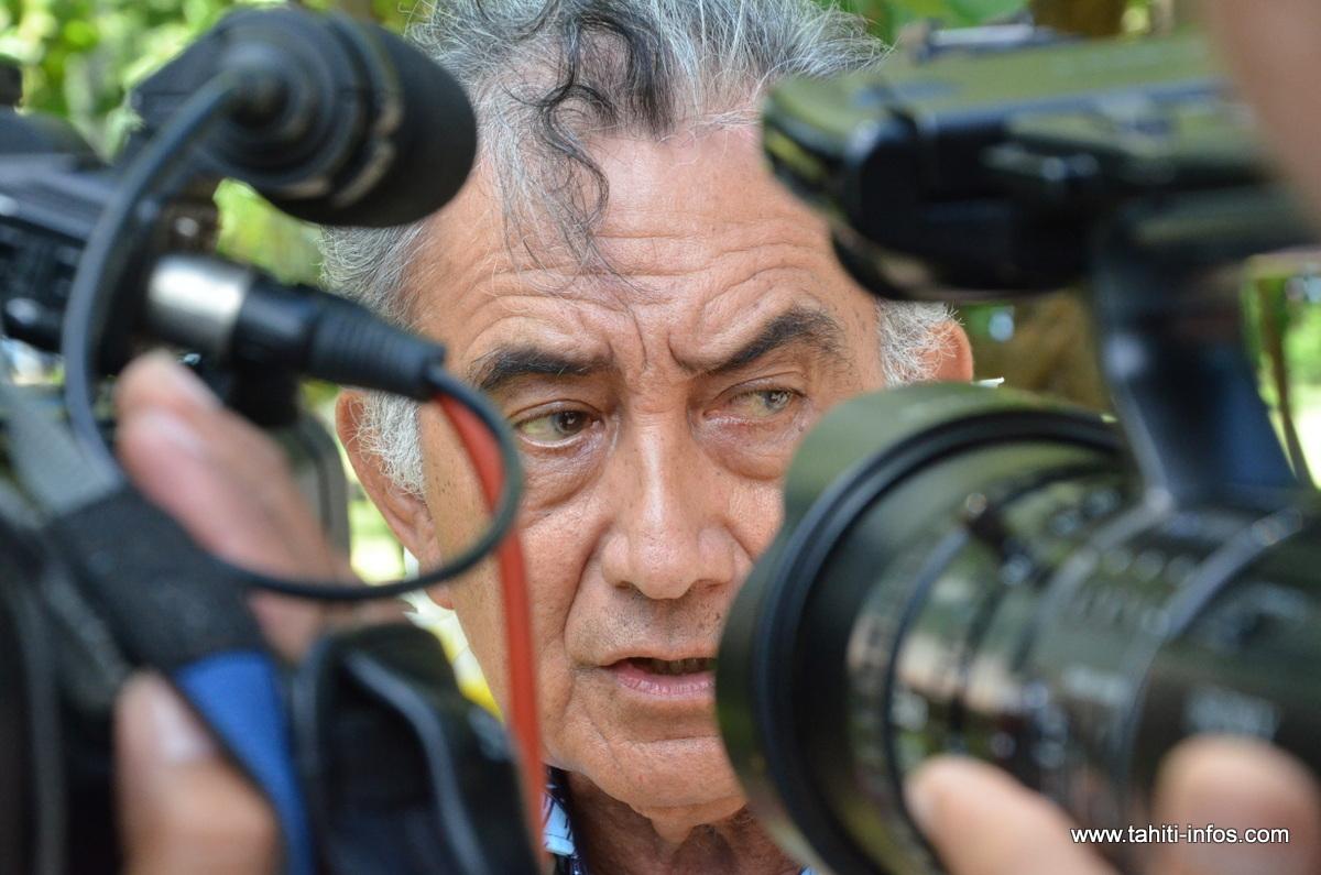 """Pour les parrains corses, Temaru est """"Le seul candidat de la décolonisation"""""""
