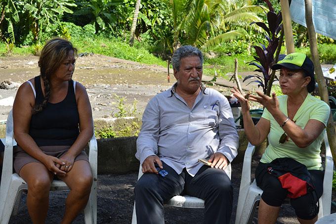 Sinistrés de Paea : Jean-Christophe Bouissou met en cause la commune