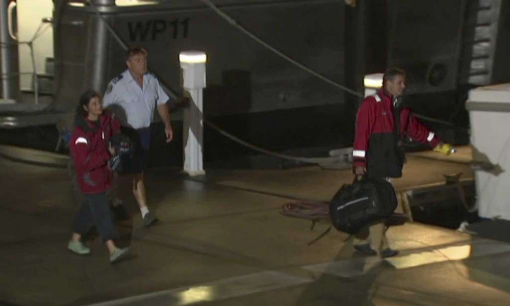 Australie: deux rescapés de la mer racontent leur épreuve