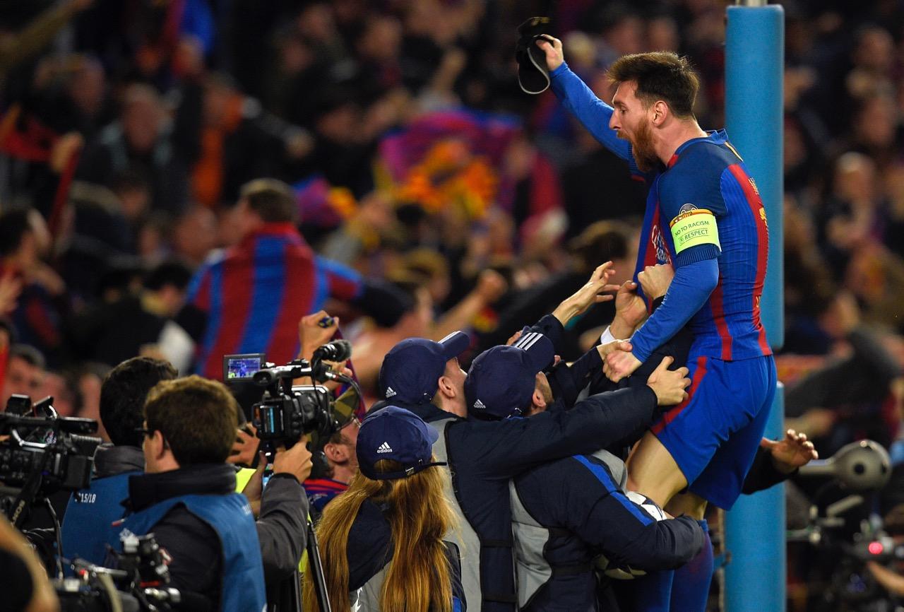 Un match qui marque l'histoire du football européen