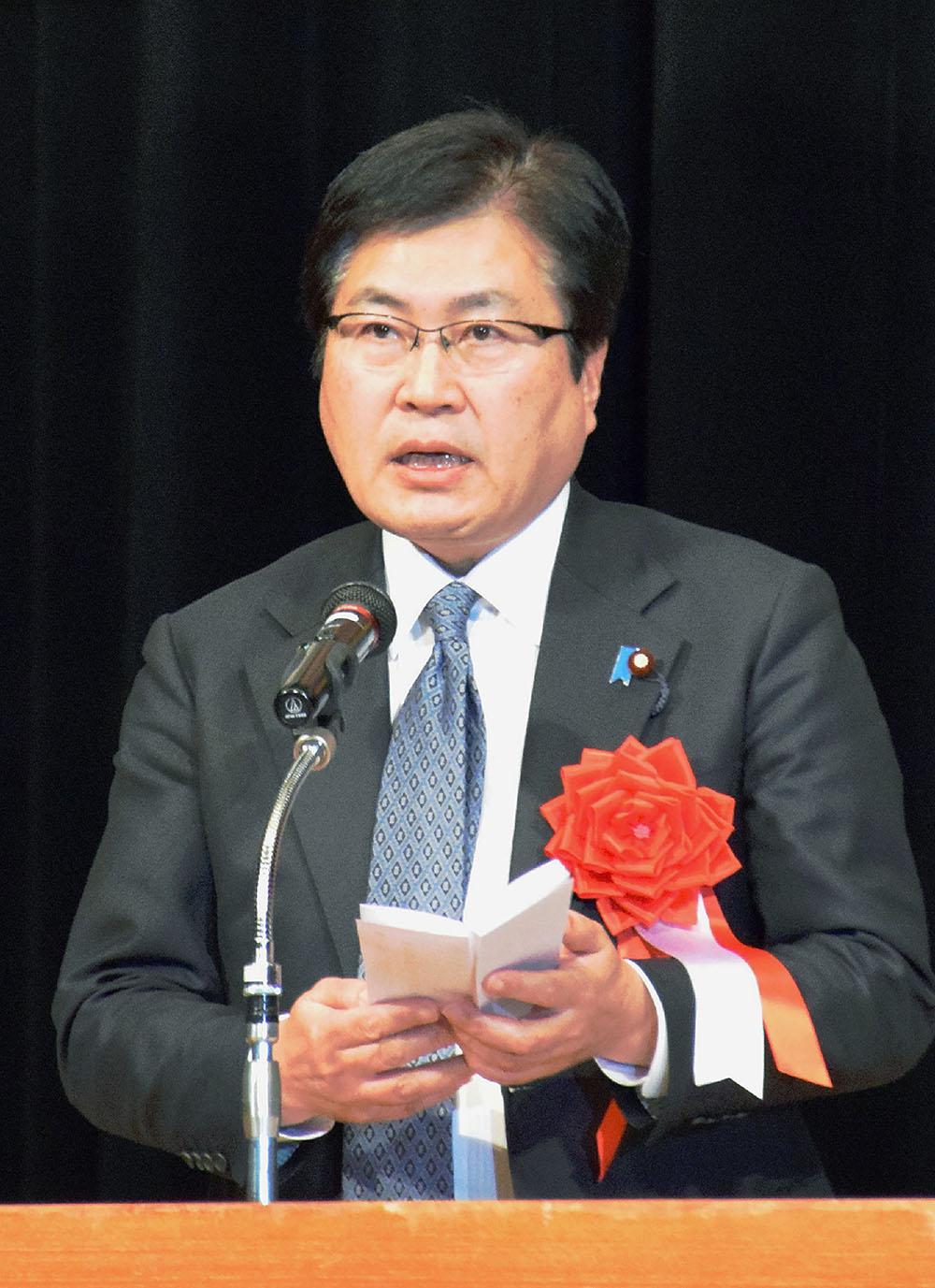 Japon: démission d'un responsable politique après une blague douteuse