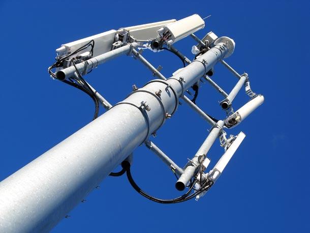 Une antenne 4G (image d'illustration)