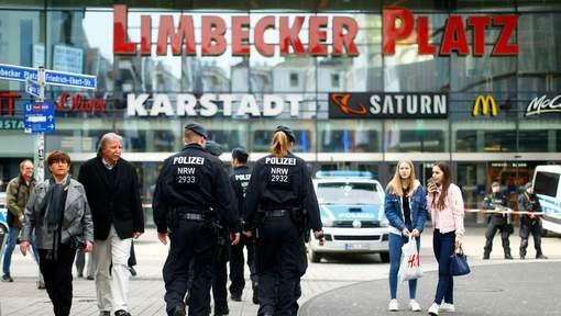 Allemagne: un centre commercial fermé par crainte d'un d'attentat