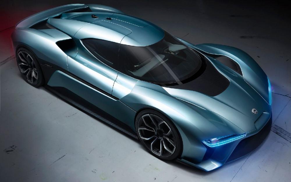 Le chinois Nio promet une voiture électrique autonome aux Etats-Unis en 2020