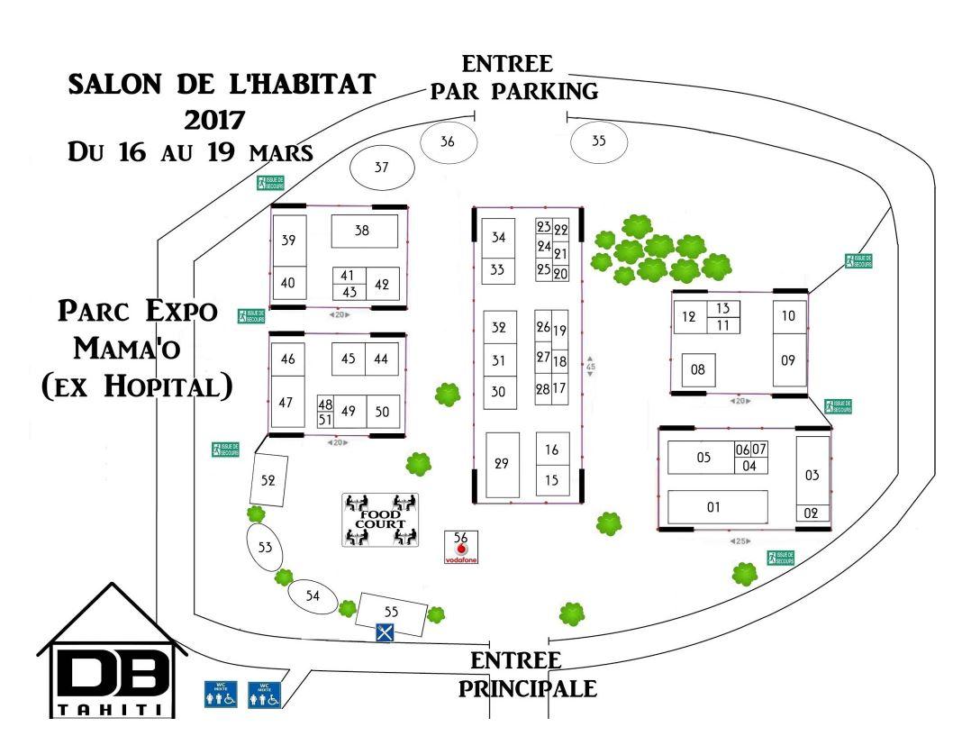 Le 14ème salon de l'habitat ouvrira ses portes jeudi à l'ancien hôpital Mamao
