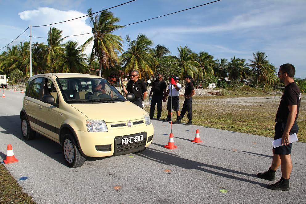 Makemo : capacité de conduire réussie pour sept candidats