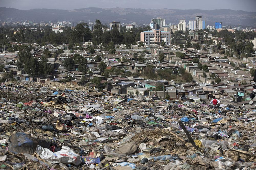 Ethiopie: un immense éboulement dans une décharge fait au moins 46 morts