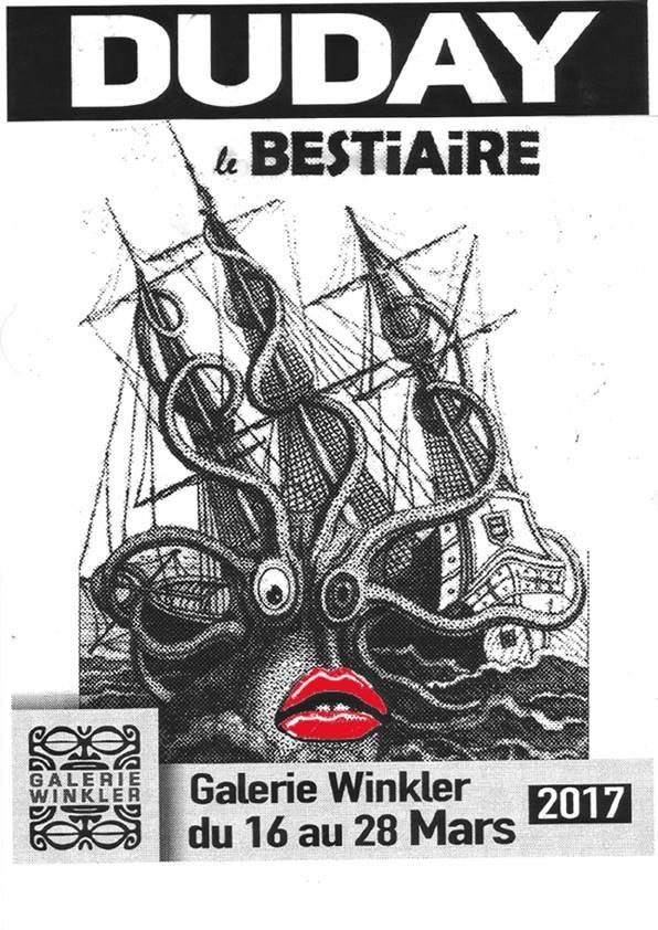 """""""Le bestiaire"""" : l'exposition insolite de Jean Duday"""