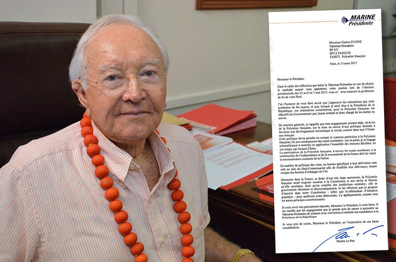 Réforme statutaire : l'appel de pied du FN pour obtenir le soutien orange