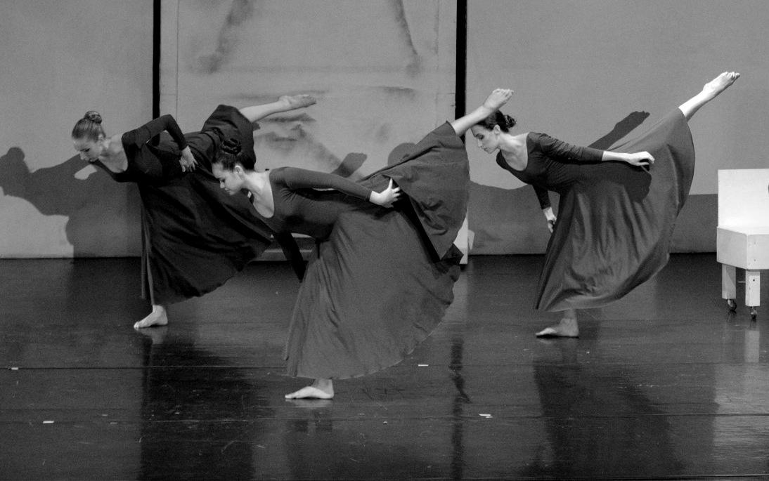 """""""Double"""", le nouveau spectacle  du centre de danse André Tschan"""
