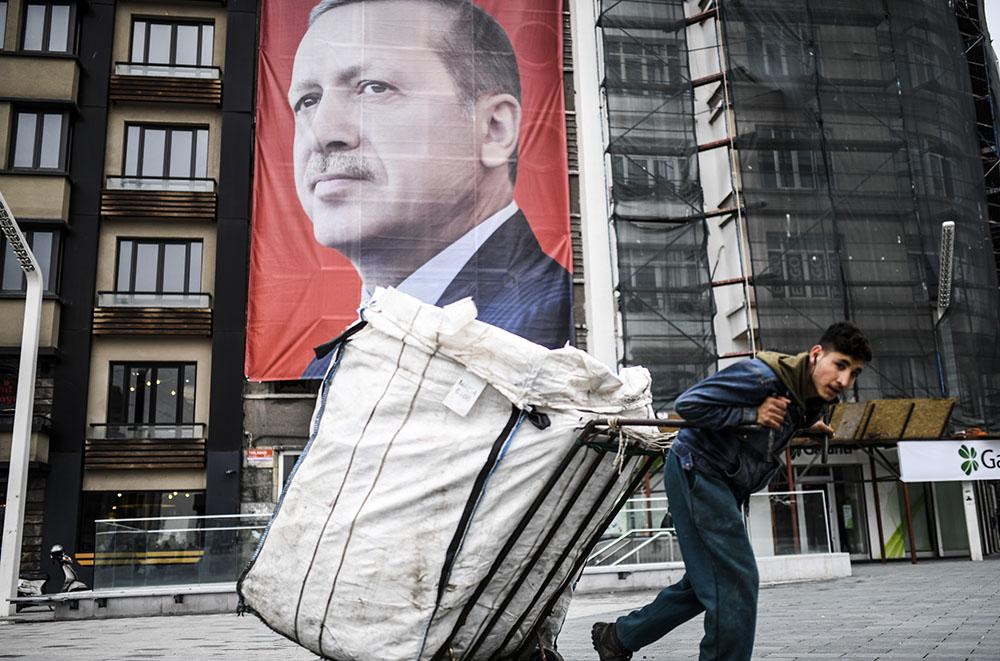 Faisant fi des condamnations, Erdogan attaque de nouveau l'Europe