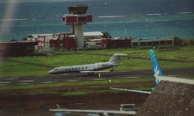 (Facebook Aviation Geeks Tahiti).