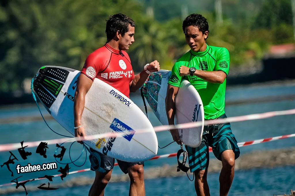 Mihi et Ariihoe © Djo Brad - faheee.com