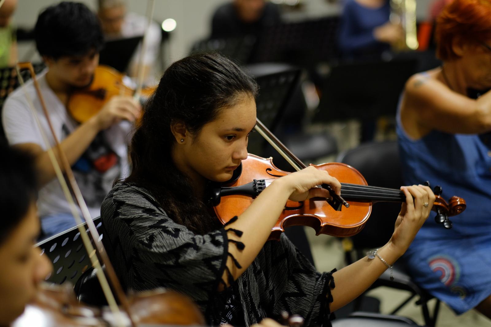 Samedi, place au concert de la jeunesse !