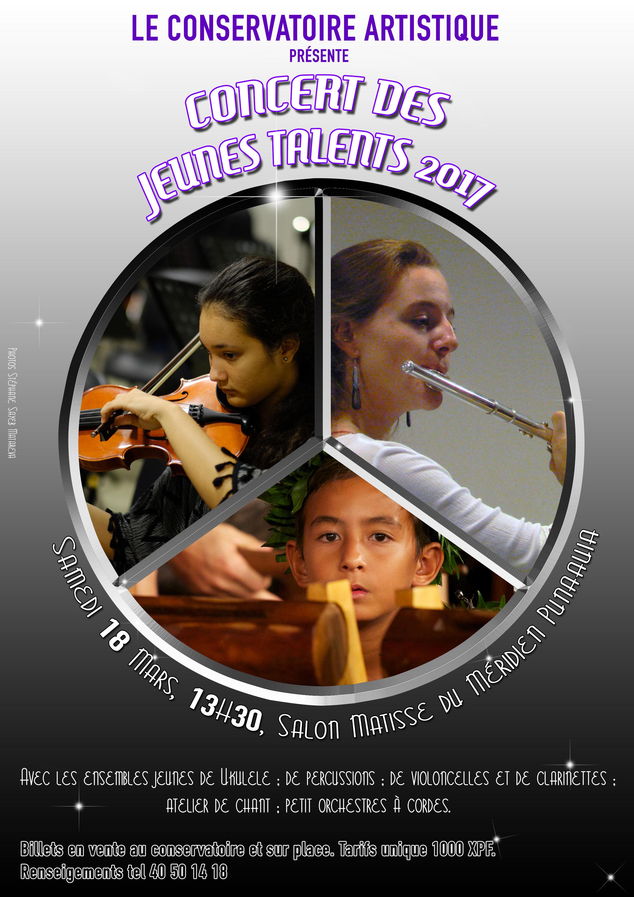 Jeunes talents et petits ensembles feront leurs premiers pas sur scène samedi