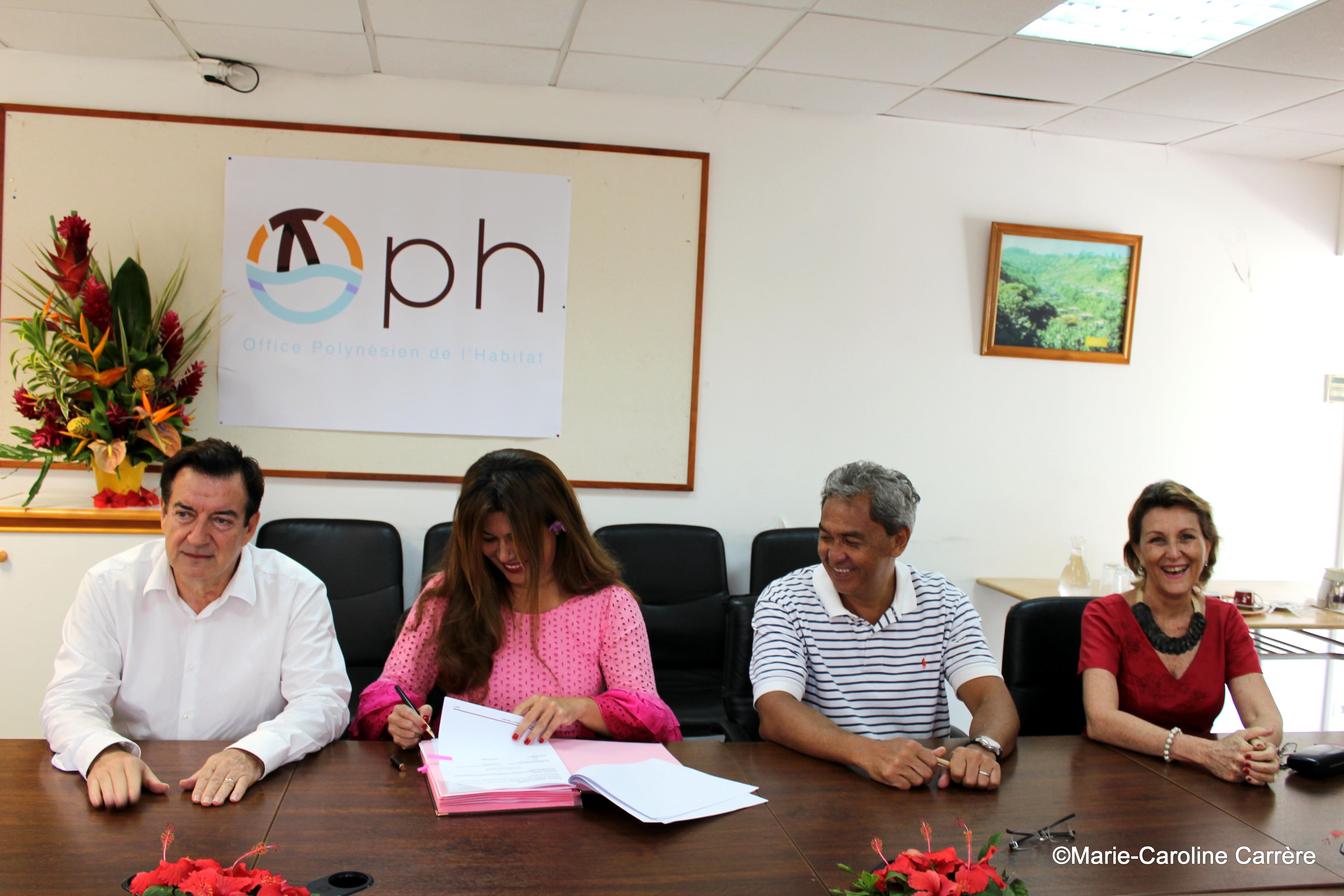 L'OPH et la CPS facilitent les démarches de l'aide au logement