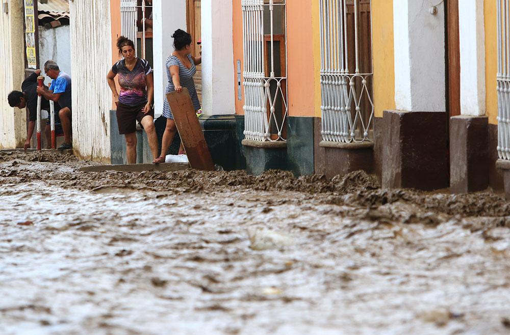 Pluies diluviennes et inondations au Pérou : 75 morts