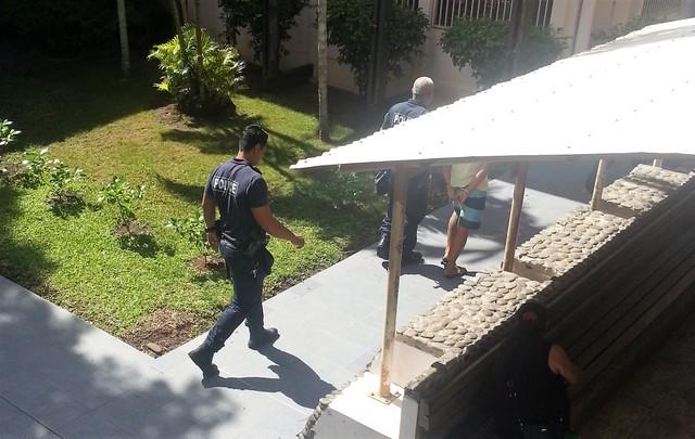Le jeune vendeur de panneaux solaires a été conduit à la maison d'arrêt à l'issue de son procès lundi en comparution immédiate.