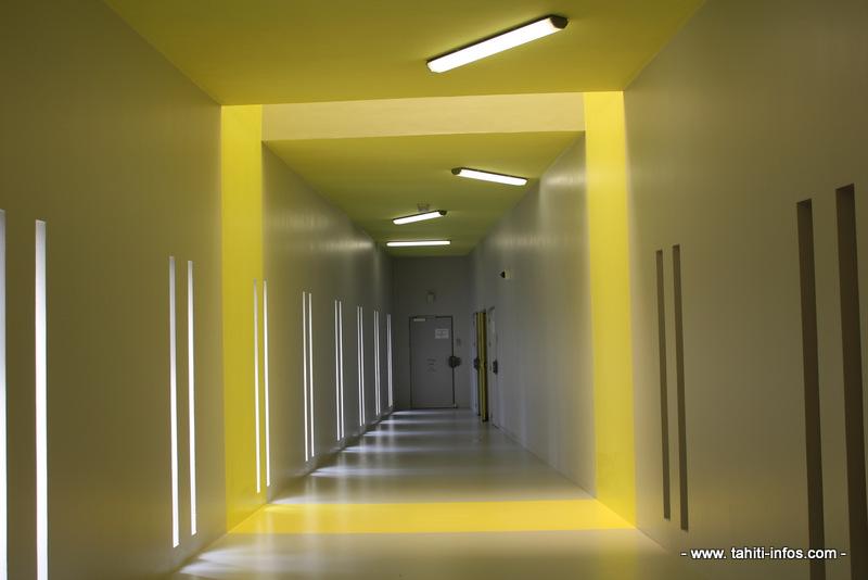 Au coeur de la prison de Papeari [PHOTOS]