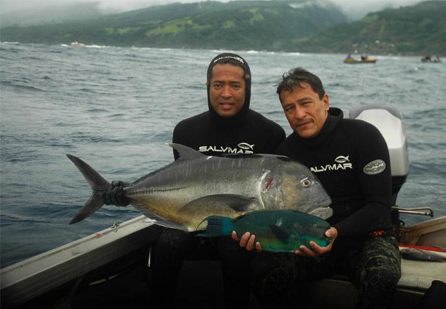 PSM « Océania » : la sélection Tahitienne sur le départ