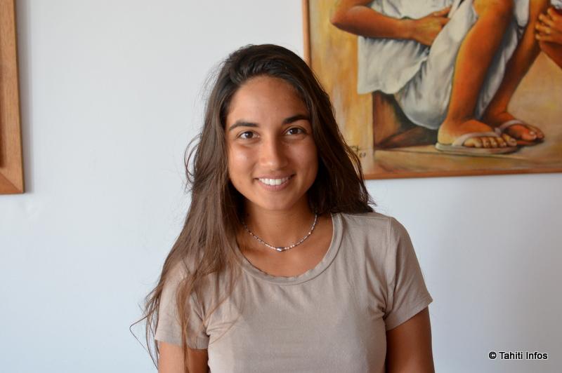 Pauline Sillinger, chef de projet à la FAPE qui crée le réseau éco-sentinelles