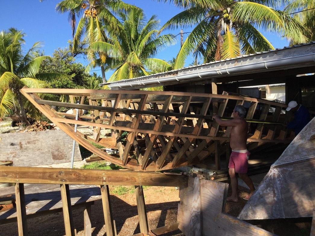 Aujourd'hui, Raiura a construit et vendu 14 bateaux.