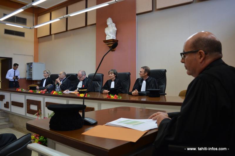 """Didier Migaud: """"Nous l'avons vu en Polynésie, la CTC a fait son travail"""""""