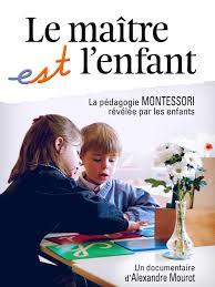 Immersion au cœur de la méthode Montessori