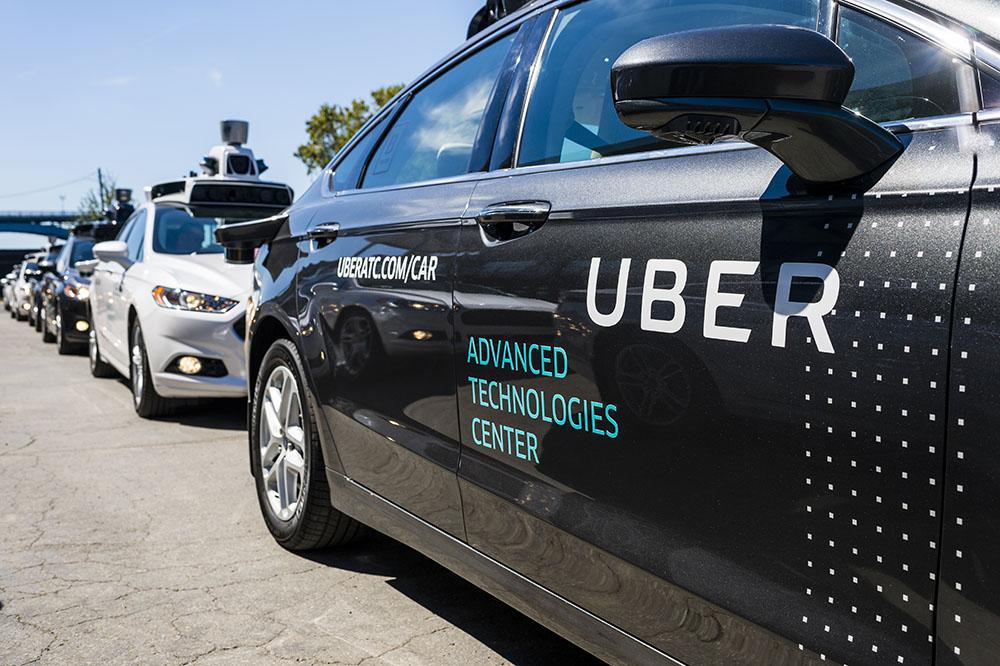 USA: Uber immobilise ses voitures autonomes après un accident