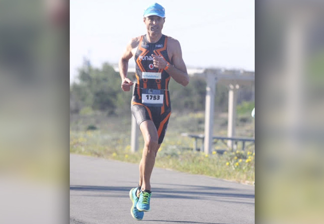 Triathlon : Frédéric Tête reprend la compétition aux Etats-Unis