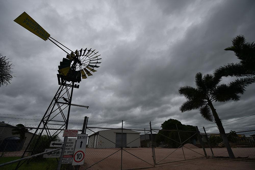 Australie: le Queensland balayé par le cyclone Debbie