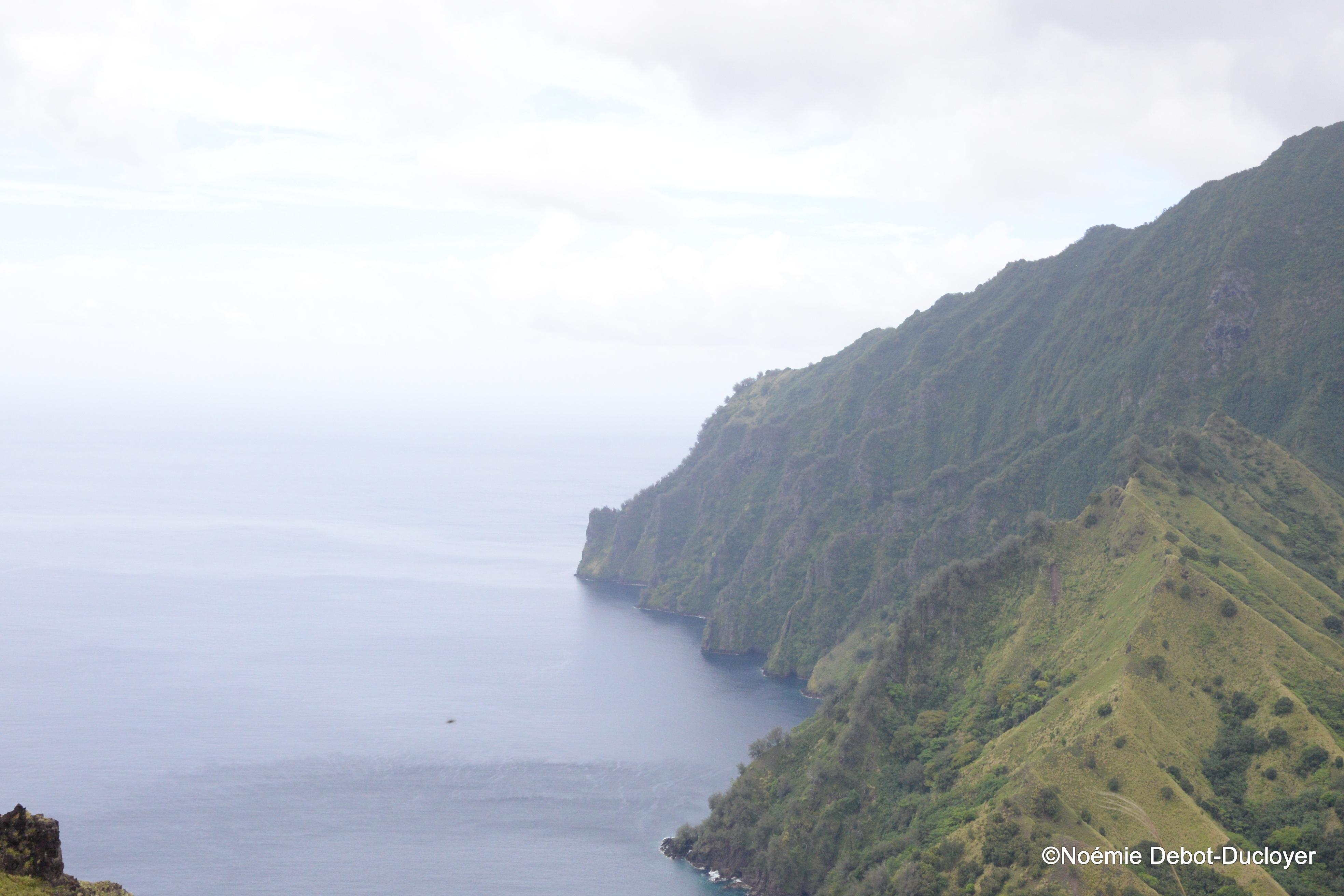 Les Marquises et la côte est de Tahiti exposées en cas de tsunami