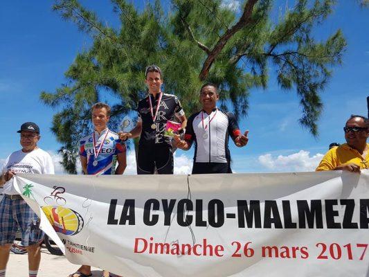 Cyclisme – Patrick Costeux grand vainqueur de la « Cyclo René Malmezac 2017 »