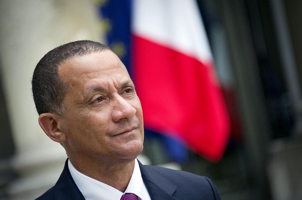 """Rodolphe Alexandre, président de l'assemblée de Guyane, a dénoncé """"un système semi-colonial""""."""