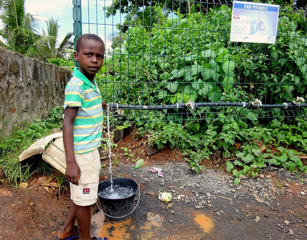 Mayotte pourrait continuer à manquer d'eau jusqu'à la prochaine saison des pluies