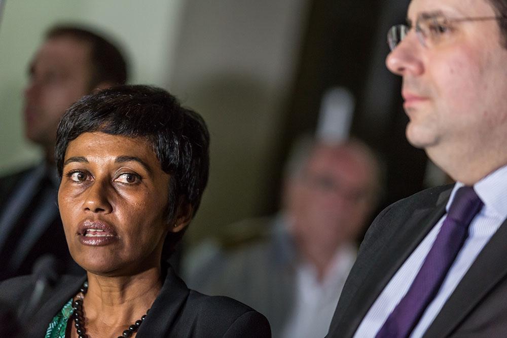 En Guyane, les excuses d'Ericka Bareigts relancent les négociations