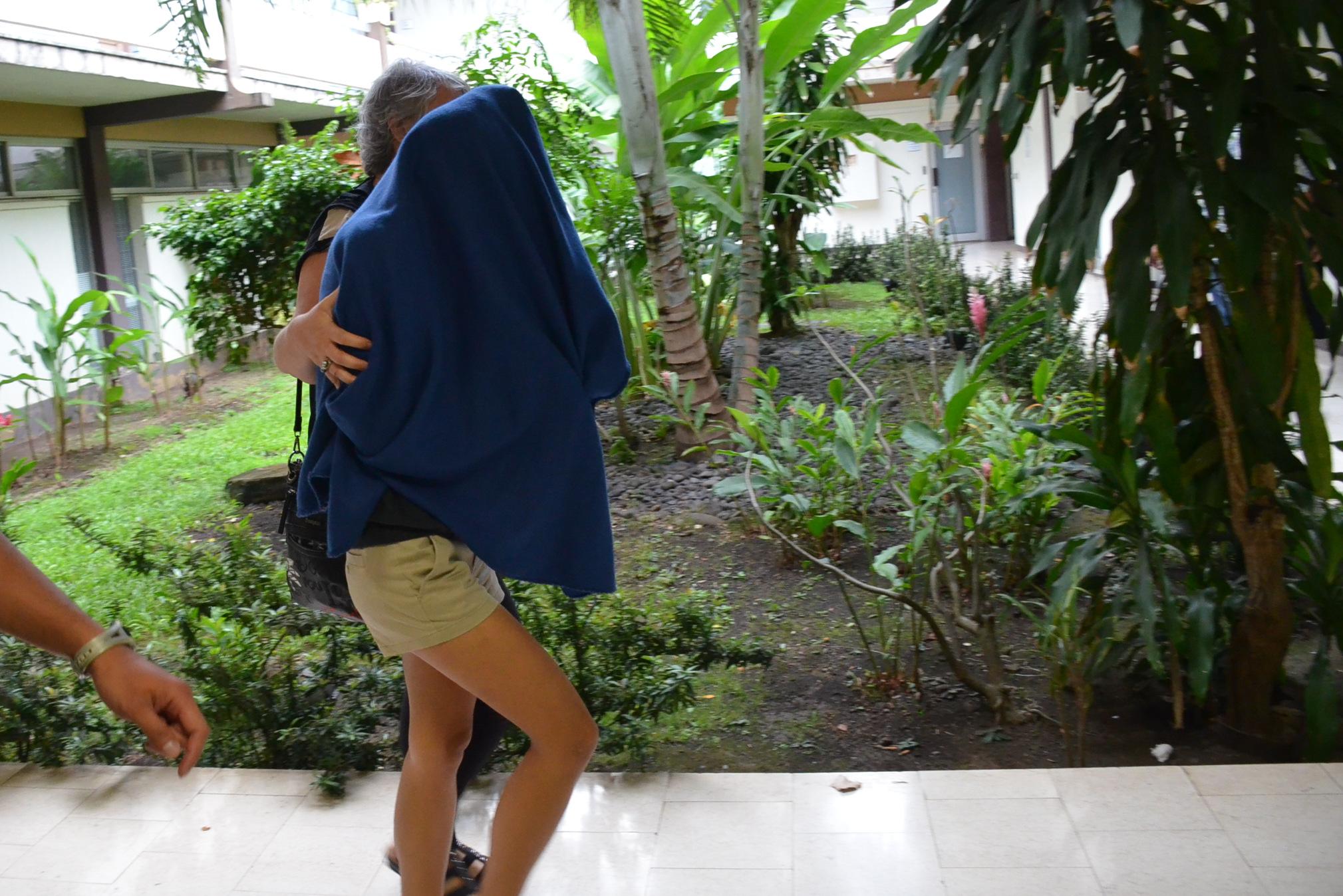 Mercedes Dubaquier, son mari et sa fille placés en détention provisoire
