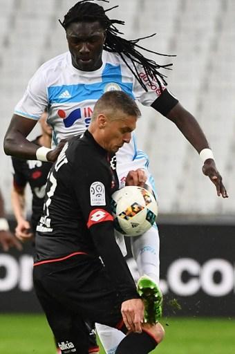 Ligue 1 - Marseille manque le départ du sprint final