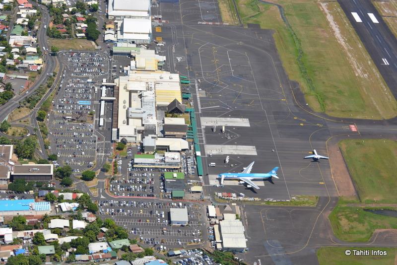 La concession de l'aéroport de Faa'a doit être résiliée