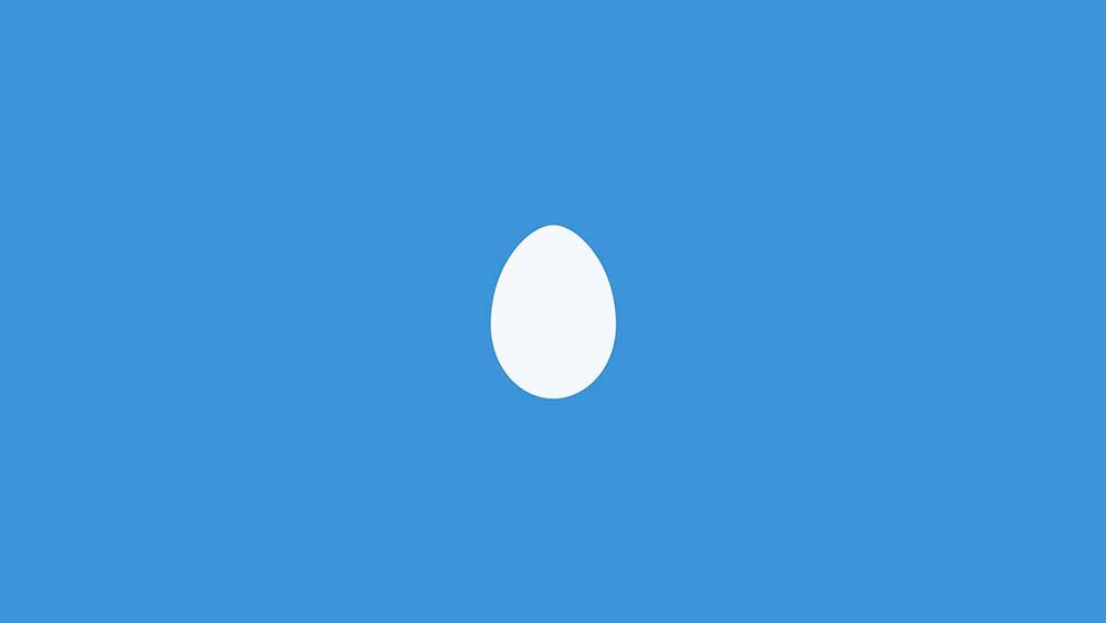 Twitter supprime ses profils d'oeuf, utilisés par les trolls