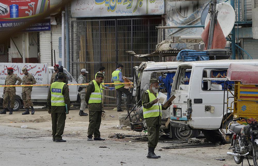 Pakistan: attentat à Lahore, une équipe du recensement frappée